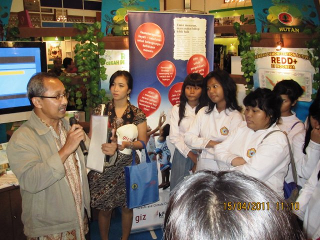 Indogreen Forestry expo April 2011 - 3