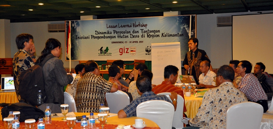 Workshop_Hutan_Desa