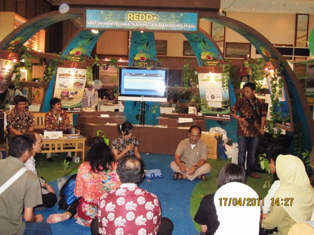Indogreen Forestry expo April 2011 - 9