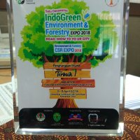 10th Environment & Forestry expo – Indogreen 2018 in Samarinda, East Kalimantan